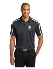 CSU Rams Grey/White  Preformance Polo